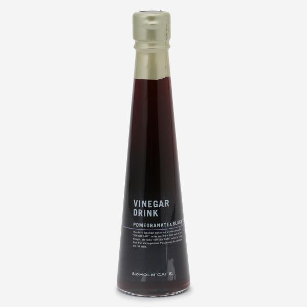 SOHOLM ビネガードリンク ザクロ&黒酢