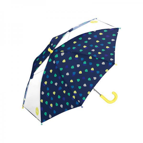 w.p.c for kids Umbrella 45cm ドロップ ネイビー