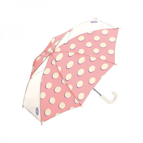 w.p.c for kids Umbrella 45cm ムーン ピンク