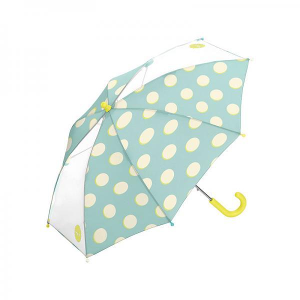 w.p.c for kids Umbrella 45cm ムーン グリーン