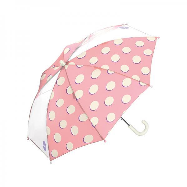 w.p.c for kids Umbrella 50cm ムーン ピンク