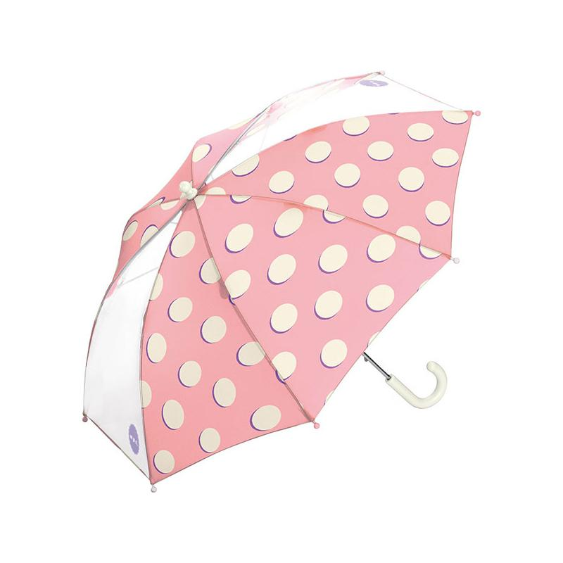 w.p.c for kids Umbrella 50cm ムーン ピンク