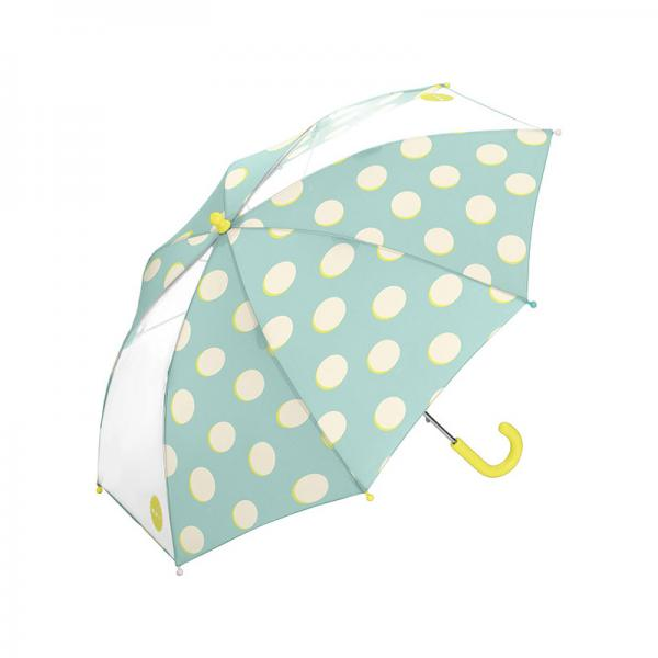 w.p.c for kids Umbrella 50cm ムーン グリーン