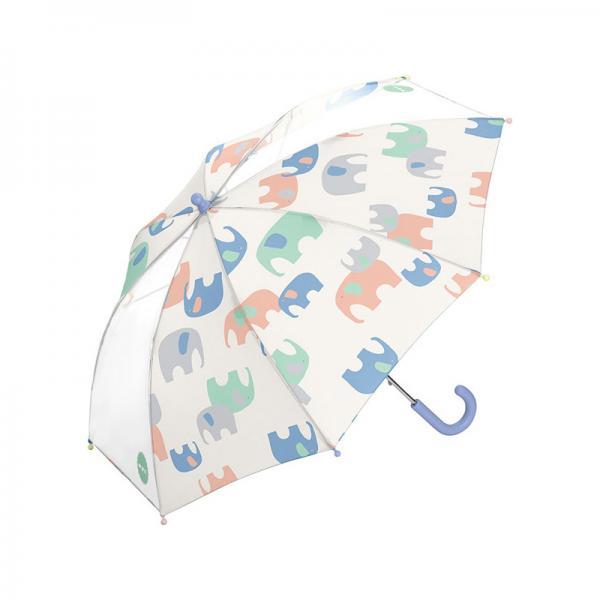 w.p.c for kids Umbrella 50cm エレファント オフホワイト