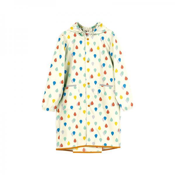 w.p.c for kids Raincoat Lサイズ  ドロップ オフホワイト
