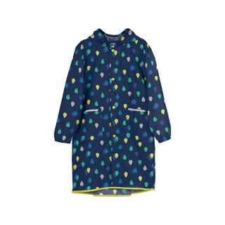 w.p.c for kids Raincoat Lサイズ  ドロップ ネイビー