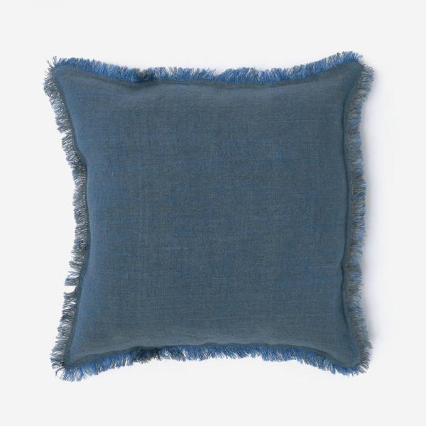 LOPE クッションカバー 45cm角 ブルー