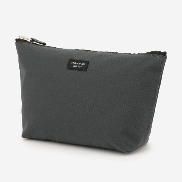 BASIC POUCH STEEL GREY