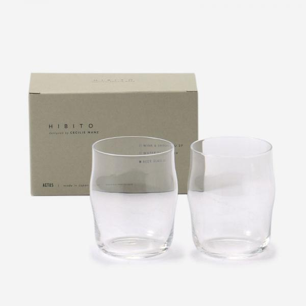 GIFT SET BEER GLASS 2P