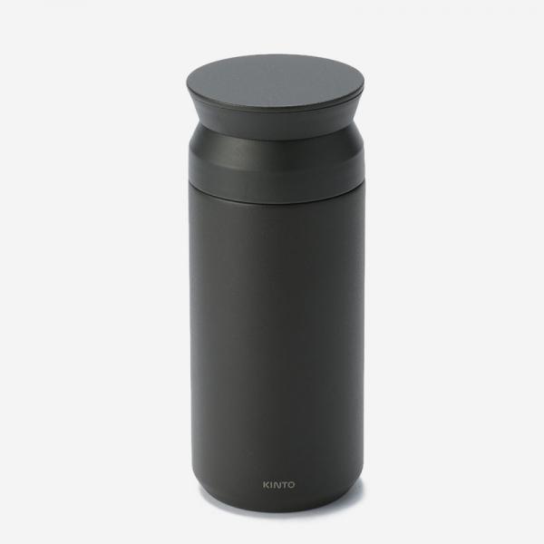 KINTO トラベルタンブラー ブラック 350ml