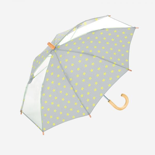 Umbrella 40cm STAR GRAY
