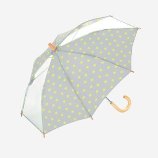 Umbrella 45cm STAR GRAY