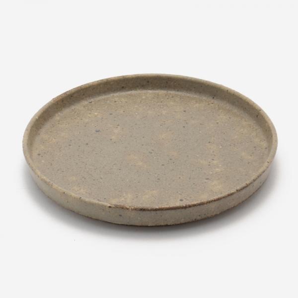 KASANE 取り皿(フタ) 蕎麦釉