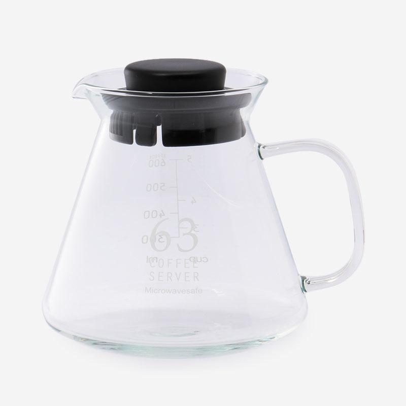 63 rokusan ガラスコーヒーサーバー
