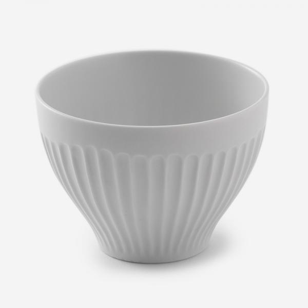 SHINOGI 煎茶 R8.5cm マットホワイト