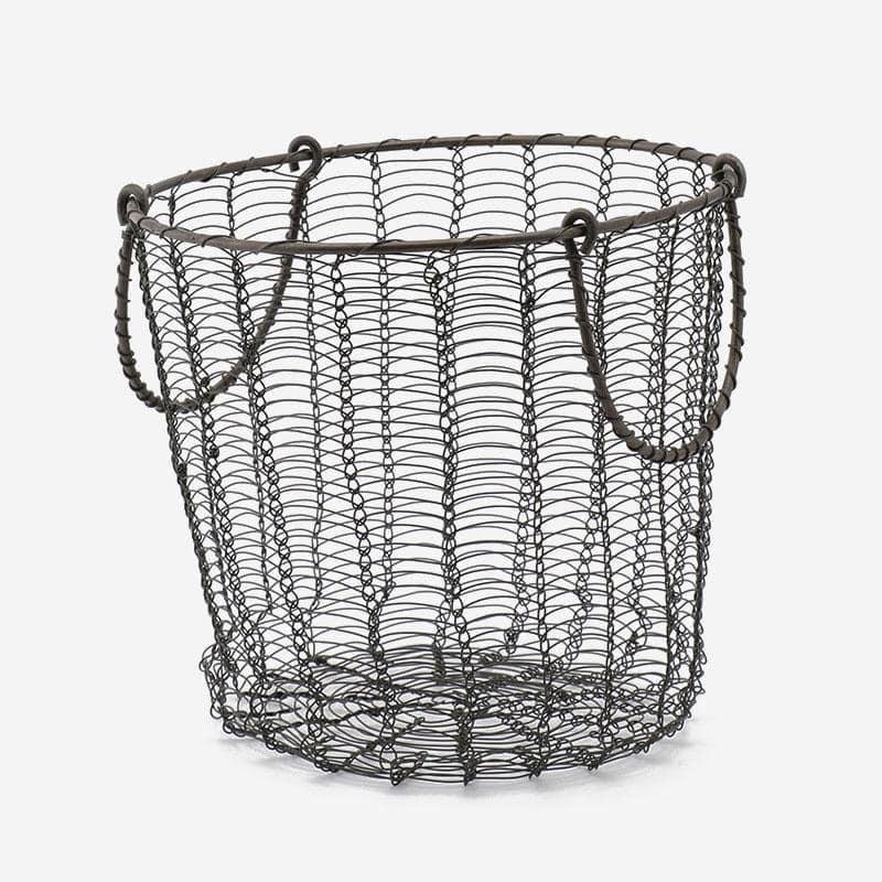 ワイヤーバスケット ラウンド Sサイズ 30×30
