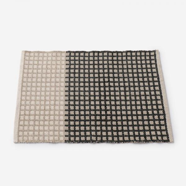 KISAマット 50×80 ブラック