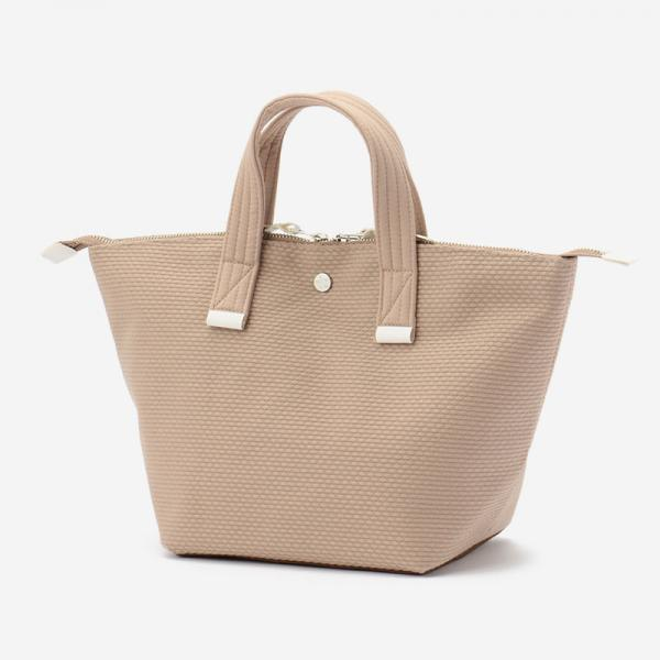 CaBas No.33 Bowler bag small Pink Beige