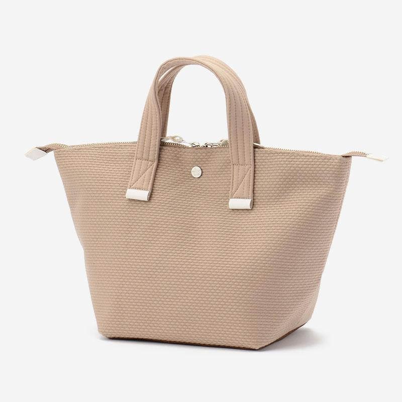 CaBas No.33 Bowler bag small Pink Beige