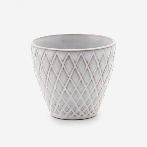 Maria Portugal Terracota チェスフリーカップ ホワイト