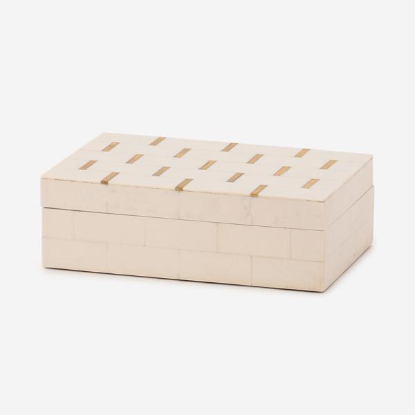レジンブラスボックス Sサイズ ホワイト