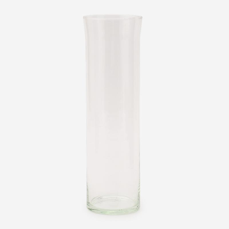 リューズ ガラスフラワーベース ピリエ Lサイズ