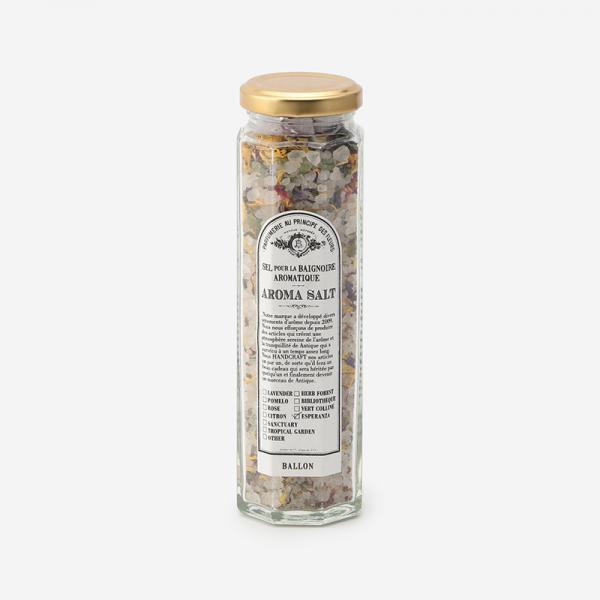BALLON バスソルトボトル エスペランザ