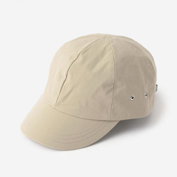 launch SALT CAP ベージュ