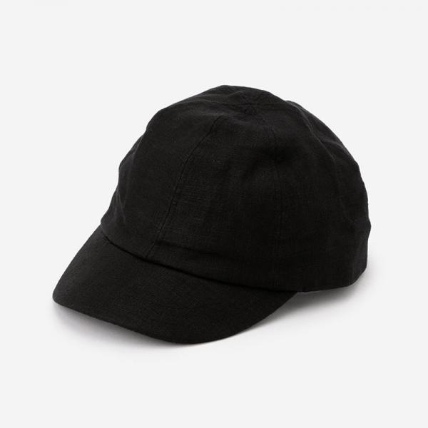 launch SNAPPY CAP ブラック