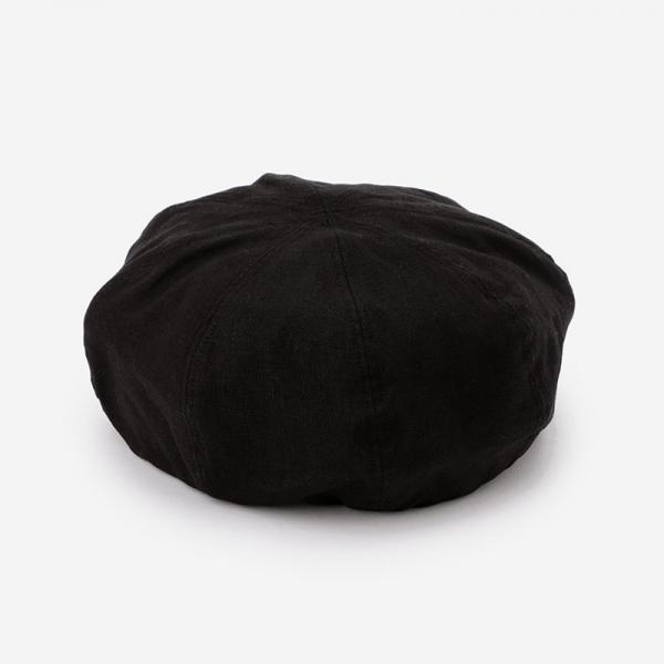 launch SNAPPY BERET ブラック