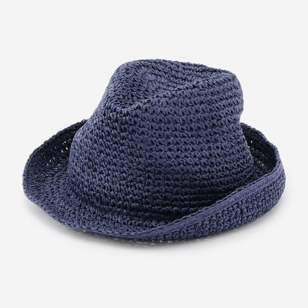 launch CAARRY HAT ネイビー