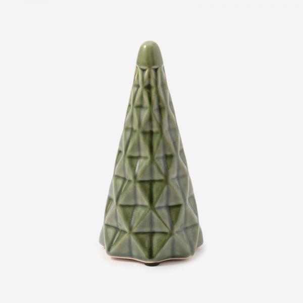 ハンドメイドセラミックオブジェ TREE Mサイズ グリーン