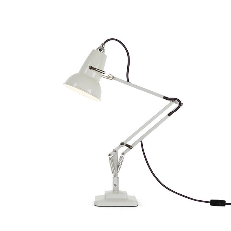 ANGLEPOISE 1227 MINI DESK LAMP LINEN WHITE