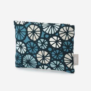 YOKOポーチ Sサイズ 18.5cm×13.5cm ブルー