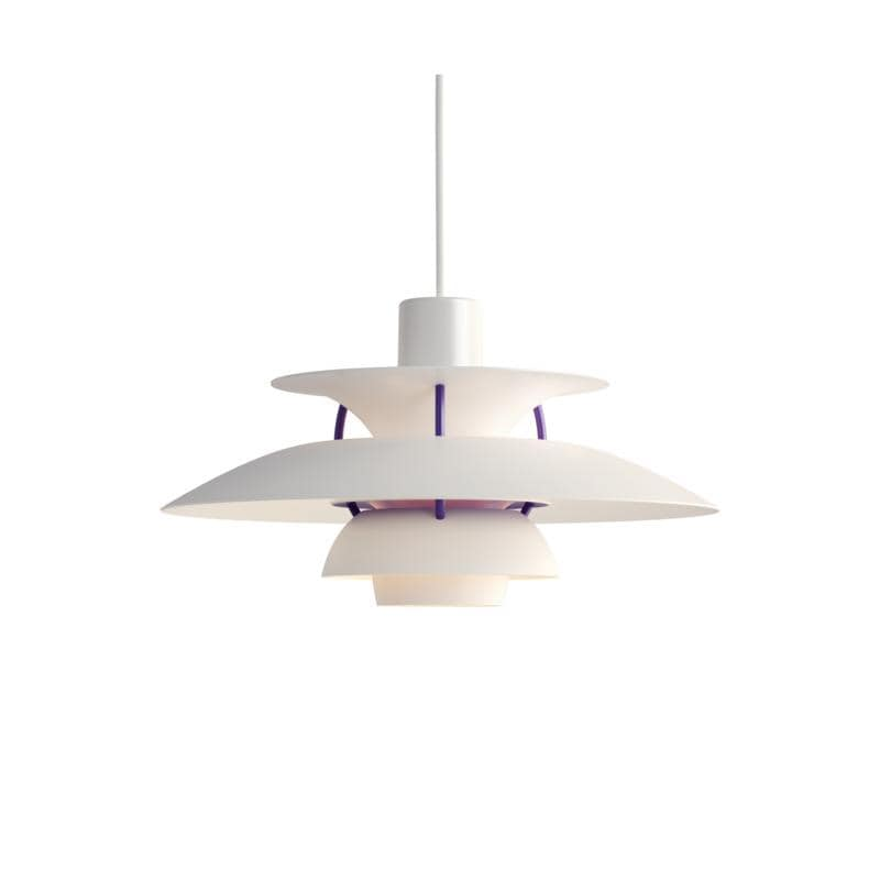 PH5 MINI PENDANT CLASSIC WHITE
