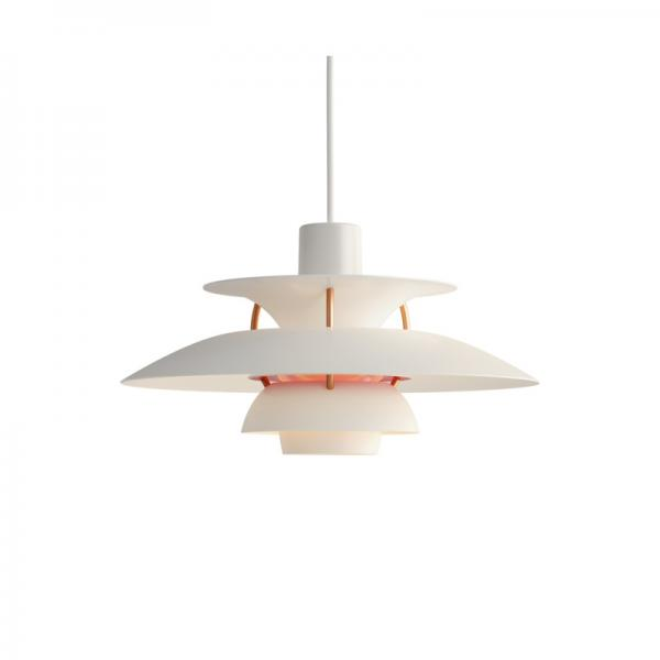 PH5 MINI PENDANT MODERN WHITE