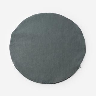 SHERWOODクッションカバー R65cm ブルーグレー