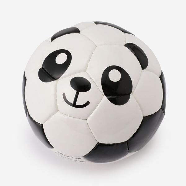 Football zoo パンダ ミニボール1号球(直径約15cm)