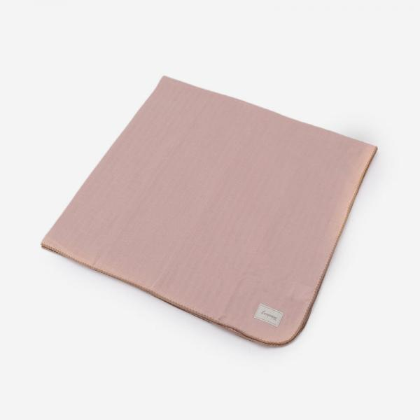 Leapepe モスリンスワドル #6 ピンク