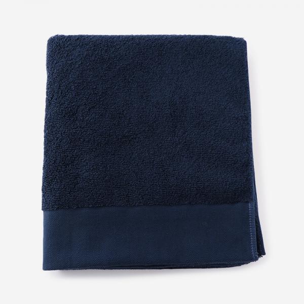 EVERY 18AW バスタオル ブルー 60×130cm