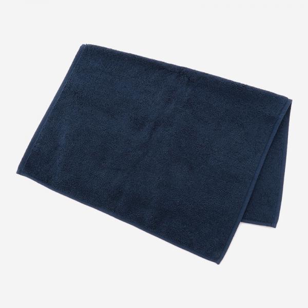 EVERY 18AW コットンマット ブルー 50×70cm