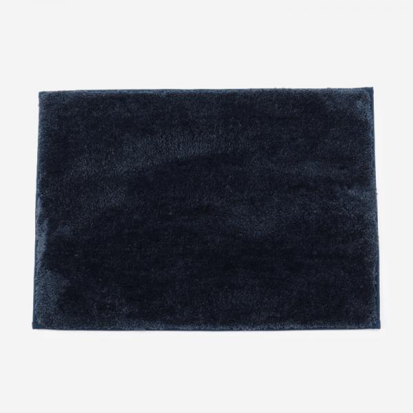 EVERY 18AW バスマット ブルー 50×70cm