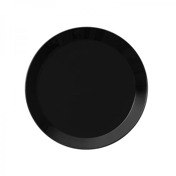 TEEMA プレート R21cm ブラック(007318)