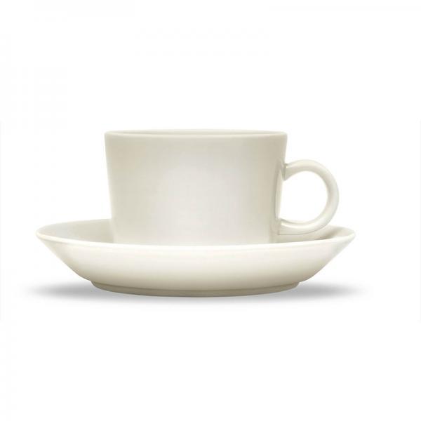 TEEMA カップ&ソーサー 220ml ホワイト(007252)