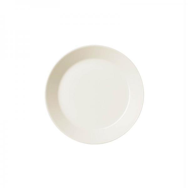 TEEMA プレート R17cm ホワイト(016453)