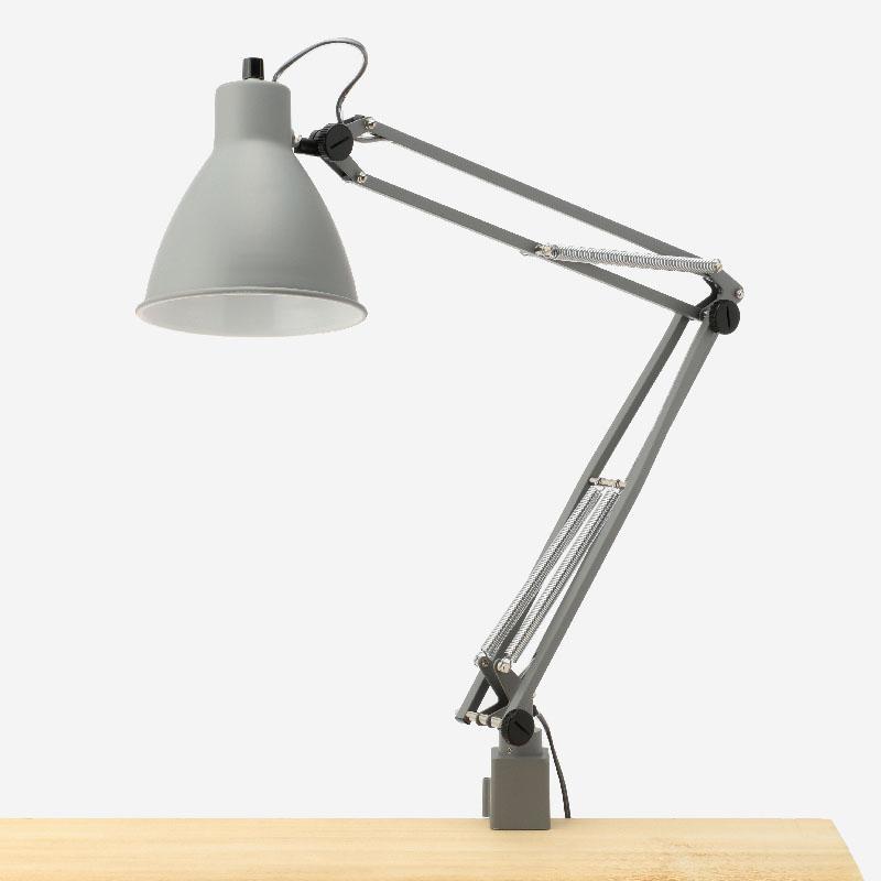 LEDデスクランプ A17 グレー