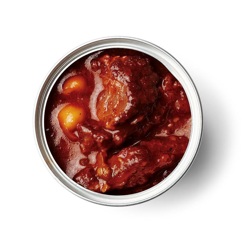 SOHOLM ジビエ缶 島根県産猪肉のクスクス